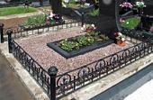 Ограды на могилу в Щелково